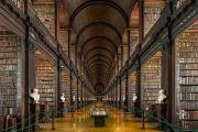 Η Βιβλιοθήκη Τρίνιτι, μια από τις ωραιότερες του κόσμου, «ξεσκονίζεται» για τον 21ο αιώνα